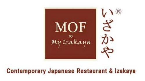 MOF の My Izakaya Japanese restaurant in Singapore.
