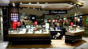 Petale Jewellery store at Tampines 1 shopping centre in Singapore.