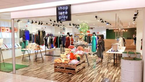 Shop.Love.Play by Sianeder store in Singapore.
