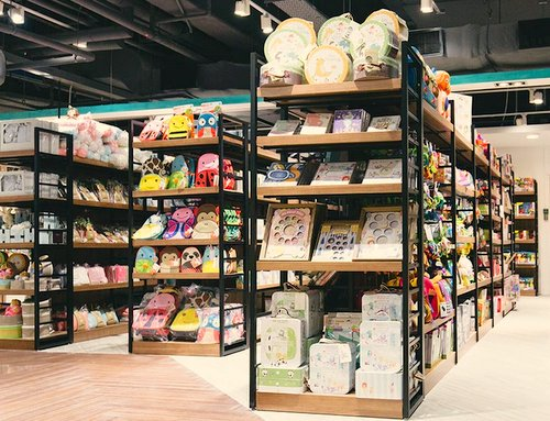 BOVE parenthood and maternity megastore at Suntec City mall in Singapore.
