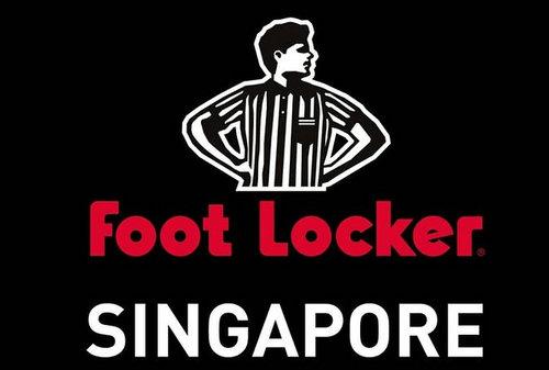 Foot Locker Singapore.