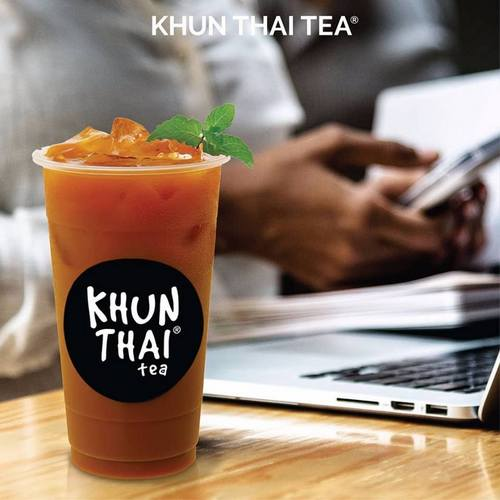 Khun Thai Tea Singapore.