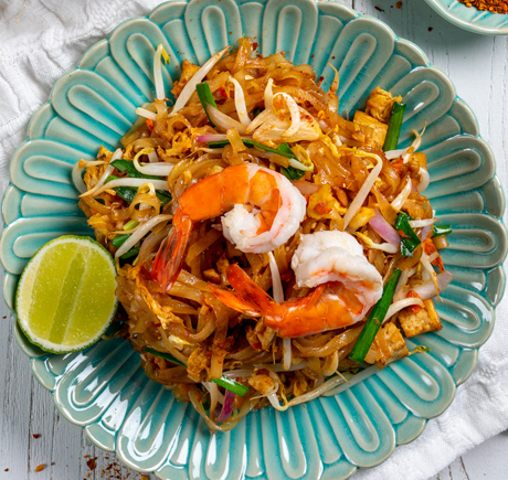 Nakhon Kitchen's Thai meal, available in Singapore.