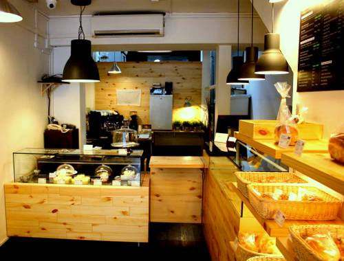 Chef Icon bakery shop at Kampong Bahru in Singapore.