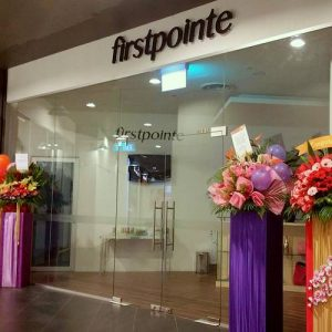 Firstpointe ballet school at Aperia mall in Singapore.