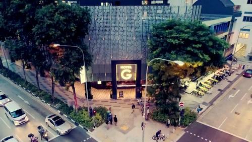 Hotel G Singapore.