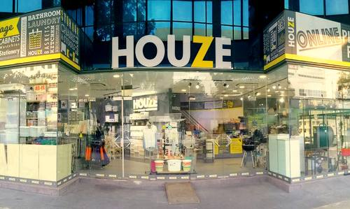 HOUZE homeware store in Bedok, Singapore.