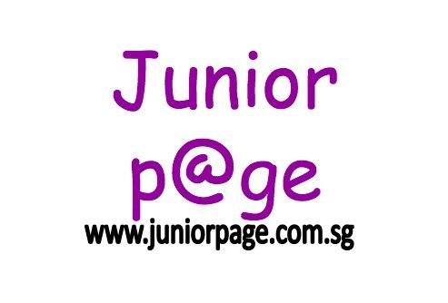 Junior Page children's book store in Singapore.
