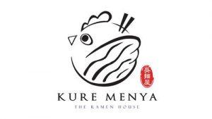 Kure Menya The Ramen House Japanese restaurant in Singapore.