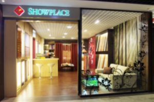 Le Showplace home furnishing store at Anchorpoint mall in Singapore