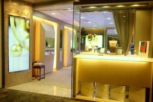 Swaroyale jewellery store at 112 Katong mall in Singapore.