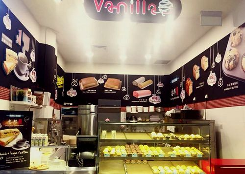Vanilla Pastry - Bakery shop in Singapore.