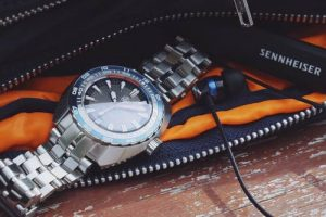NTH Devilfox Watch, available in Singapore.