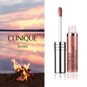 Clinique Long Last Glosswear, available in Singapore.