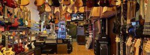 Guitar Workshop at Bras Basah Complex in Singapore.
