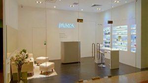 JYUNKA Concept Center beauty salon & store in Singapore.