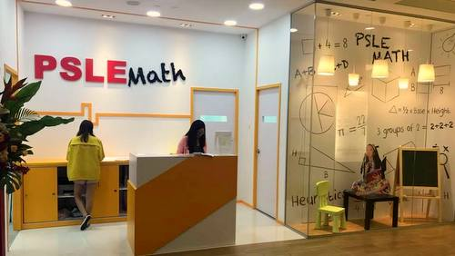 PSLEMath Learning Centre in Singapore.