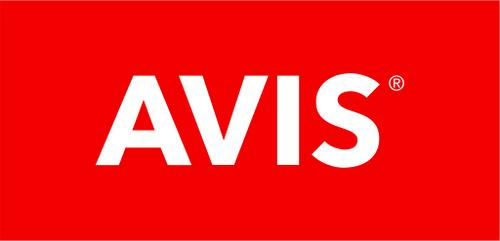AVIS car rental office in Singapore.