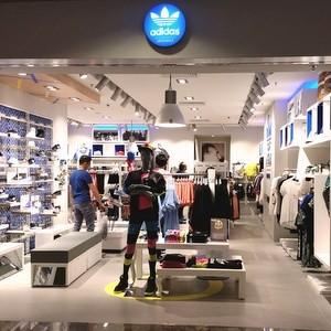 Adidas Originals Store Changi Airport Singapore