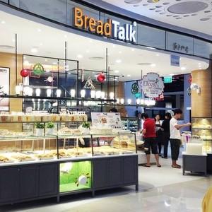 BreadTalk bakery shop Eastpoint Mall Singapore