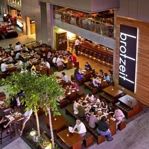 Brotzeit German restaurant VivoCity shopping mall Singapore