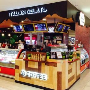 Casa Italia ice cream cafe City Square Mall Singapore