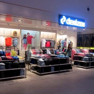 dENiZEN clothing store NEX shopping mall Singapore