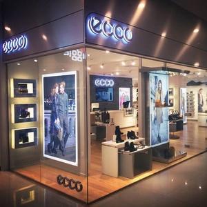 ECCO shoe store Great World City Singapore