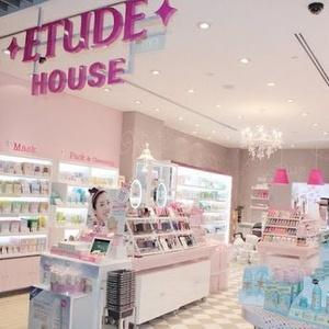 Etude House cosmetics store Wisma Atria Singapore