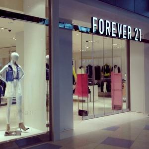 Forever 21 clothing store VivoCity Singapore