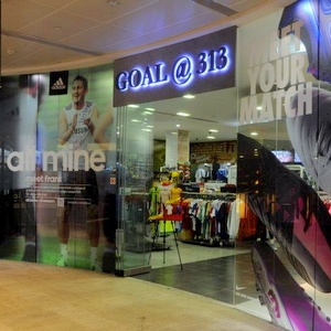 Goal@313 sports store 313@Somerset Singapore