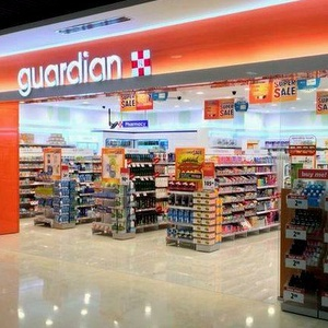 Guardian Pharmacy & Health and Beauty in Singapore - Kallang Wave Mall.