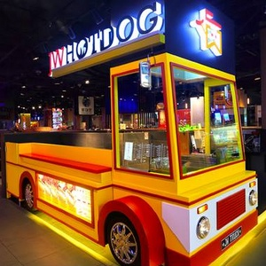 JWHOTDOG fast food restaurant 313@Somerset Singapore