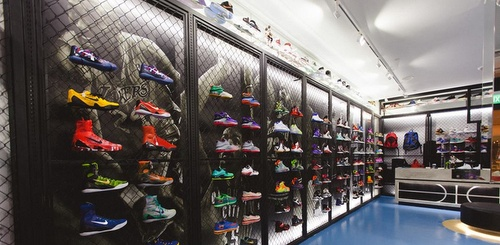 Limited Edt basketball sneaker store Singapore