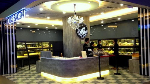 Duke Bakery at 313@Somerset mall in Singapore.