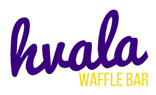 Hvala Waffle Bar restaurant at 313@Somerset mall in Singapore.