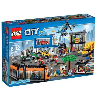LEGO City Square toy set.
