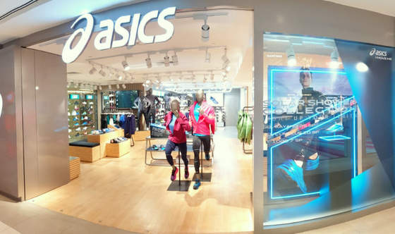 stores that sell asics