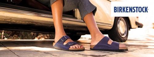 Birkenstock shoes.