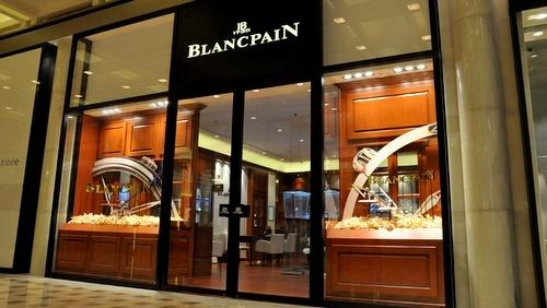 Blancpain Singapore Store - Marina Bay Sands.