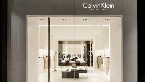 Calvin Klein Collection Store in Singapore (CK CALVIN KLEIN ...