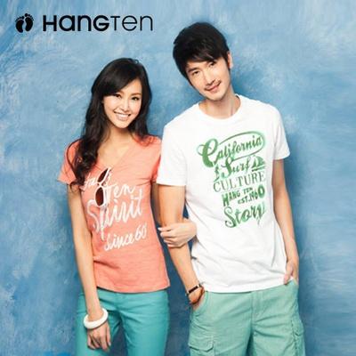 Hang Ten California style clothes.