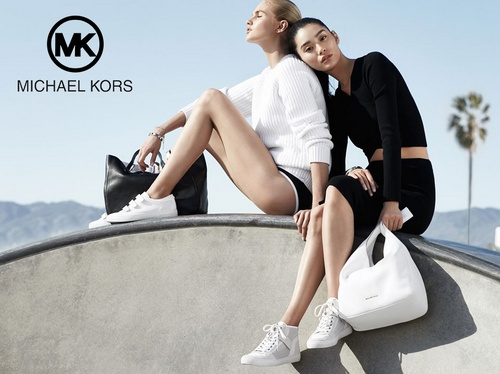 Michael Kors clothing and handbags.