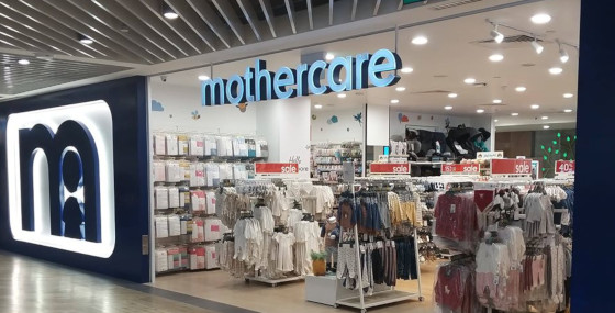 Mothercare stores in Singapore - Outlet at Northpoint City.
