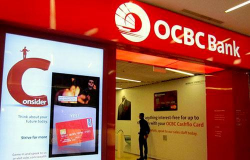 OCBC Bank branches Singapore - Branch at NEX.