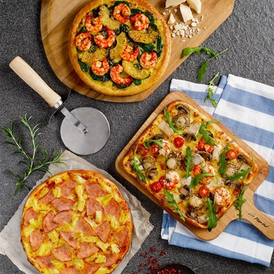 Pizza Hut's pizza meals.