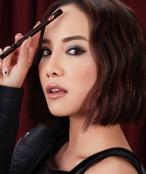 Sephora Makeup - Charlotte Tilbury The Rock Chick Look Makup Set.