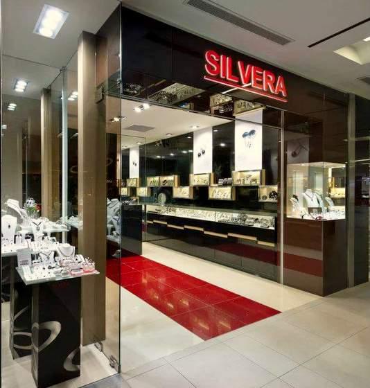 Silvera Jewellery Store in Singapore - NEX.