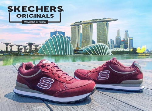 Skechers Originals shoes.