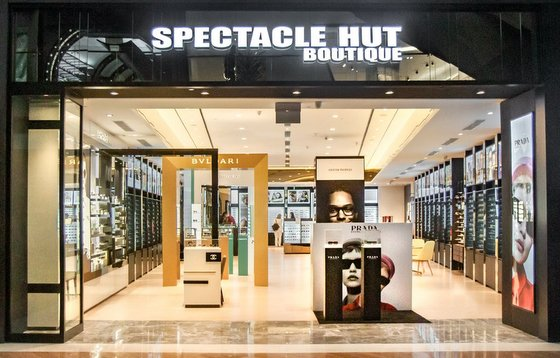 Spectacle Hut MBS - Marina Bay Sands - Spectacle Shops in Singapore.